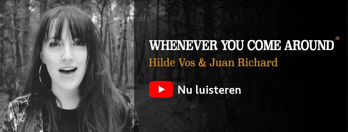 Hilde vos en Jian Richard - Whenever you come around