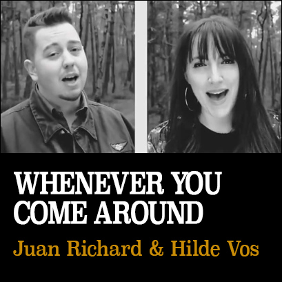 Wheneveryoucomearound - Hilde Vos en Juan Richard