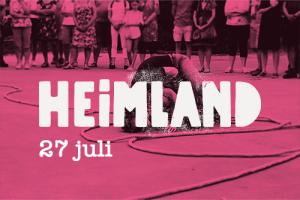 Heimland 2019 met Hilde Vos